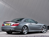 Mercedes-Benz SL 63 AMG UK-spec (R231) 2012 pictures