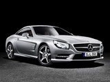 Mercedes-Benz SL 350 AMG Sports Package Edition 1 (R231) 2012 pictures