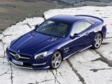 Mercedes-Benz SL 65 AMG (R231) 2012 pictures