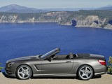 Mercedes-Benz SL 500 AMG Sports Package (R231) 2012 pictures
