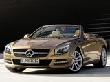 Mercedes-Benz SL 500 (R231) 2012 wallpapers