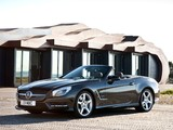 Mercedes-Benz SL 500 AMG Sports Package UK-spec (R231) 2012 wallpapers