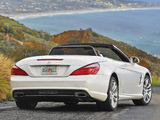 Mercedes-Benz SL 550 AMG Sports Package (R231) 2012 wallpapers