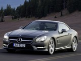 Mercedes-Benz SL 500 AMG Sports Package (R231) 2012 wallpapers