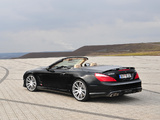 Brabus 800 Roadster (R231) 2013 photos