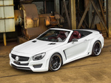 FAB Design Mercedes-Benz SL 63 AMG Bayard (R231) 2013 photos