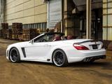 FAB Design Mercedes-Benz SL 63 AMG Bayard (R231) 2013 pictures
