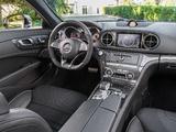 Mercedes-Benz AMG SL 63 (R231) 2015 images