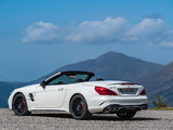 Mercedes-Benz AMG SL 63 (R231) 2015 pictures