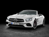 Mercedes-Benz AMG SL 63 (R231) 2015 wallpapers