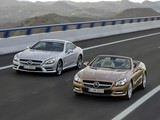 Mercedes-Benz SL-Klasse images