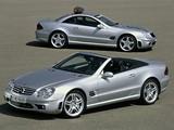 AMG Mercedes-Benz SL-Klasse photos