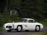 Photos of Mercedes-Benz 300 SL (W198) 1954–57