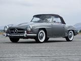 Photos of Mercedes-Benz 190 SL US-spec (R121) 1955–63