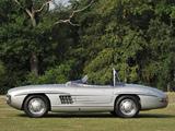 Photos of Mercedes-Benz 300 SLS (W198) 1957