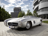 Photos of Mercedes-Benz 300 SLS (W198) 1957