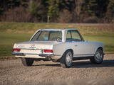 Photos of Mercedes-Benz 230 SL US-spec (W113) 1963–67
