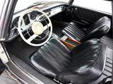 Photos of Mercedes-Benz 230 SL US-spec (W113) 1963–67