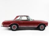 Photos of Mercedes-Benz 280 SL FR-spec (W113) 1967–71