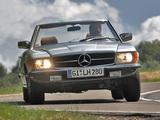 Photos of Mercedes-Benz 280 SL (R107) 1974–85