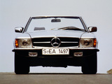 Photos of Mercedes-Benz 380 SL (R107) 1980–85