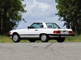 Photos of Mercedes-Benz 560 SL US-spec (R107) 1985–89