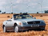 Photos of Mercedes-Benz SL-Klasse UK-spec (R129) 1988–2001