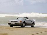 Photos of Mercedes-Benz SL-Klasse (R129) 1988–2001