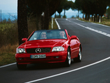Photos of Mercedes-Benz SL 320 (R129) 1993–2001