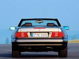 Photos of Mercedes-Benz SL 500 (R129) 1993–2001