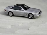Photos of Mercedes-Benz SL 73 AMG (R129) 1999–2001