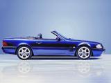 Photos of Mercedes-Benz SL 500 Last Edition (R129) 2000