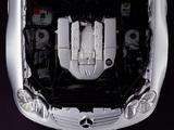 Photos of Mercedes-Benz SL 55 AMG (R230) 2001–08