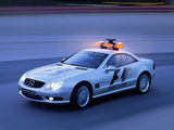 Photos of Mercedes-Benz SL 55 AMG F1 Safety Car (R230) 2002