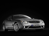 Photos of Mercedes-Benz SL 55 AMG Performance Package (R230) 2002–08