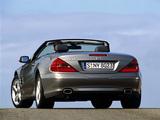 Photos of Mercedes-Benz SL 600 (R230) 2003–05