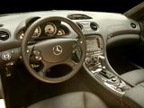 Photos of Mercedes-Benz SL 65 AMG US-spec (R230) 2004–08