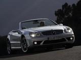Photos of Mercedes-Benz SL 65 AMG (R230) 2004–08