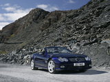 Photos of Mercedes-Benz SL 500 Sports Package UK-spec (R230) 2005–08
