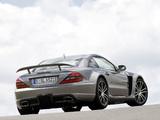 Photos of Mercedes-Benz SL 65 AMG Black Series (R230) 2008