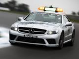 Photos of Mercedes-Benz SL 63 AMG F1 Safety Car (R230) 2008–09