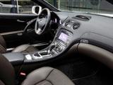 Photos of Mercedes-Benz SL 63 AMG Limited Edition IWC (R230) 2008