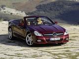 Photos of Mercedes-Benz SL 500 (R230) 2008–11