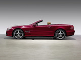 Photos of Mercedes-Benz SL 500 (R230) 2008–11