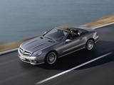 Photos of Mercedes-Benz SL 350 (R230) 2008–11