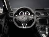 Photos of Mercedes-Benz SL 63 AMG (R230) 2008–11