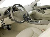 Photos of Brabus S V12 R (R230) 2009