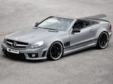 Photos of Prior-Design Mercedes-Benz SL-Klasse (R230) 2010