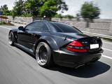 Photos of Inden Design Mercedes-Benz SL 63 AMG Black Saphir (R230) 2010