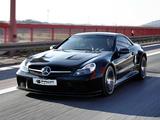 Photos of Prior-Design Mercedes-Benz SL-Klasse Black Edition (R230) 2011